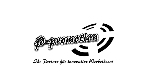 jd promotion Logo - Webshop Referenzen